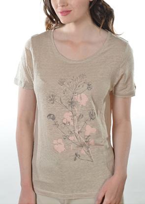 Motif fleur champêtre femme Antonelle Unique en Serie Bureau de style